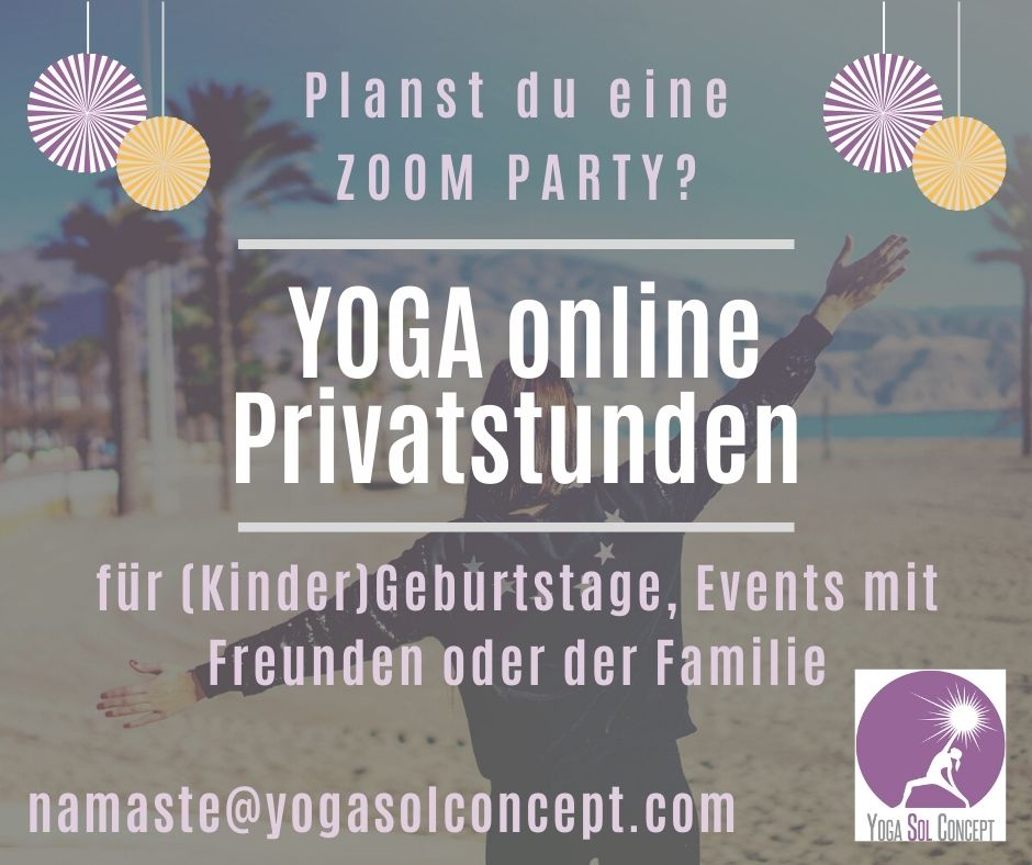 YOGA online special